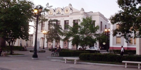 Teatro Tomás Terry, Cienfuegos