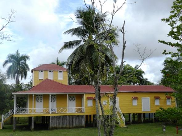 Casa natal del líder cubano Fidel Castro y de su hermano, el general Raúl Castro