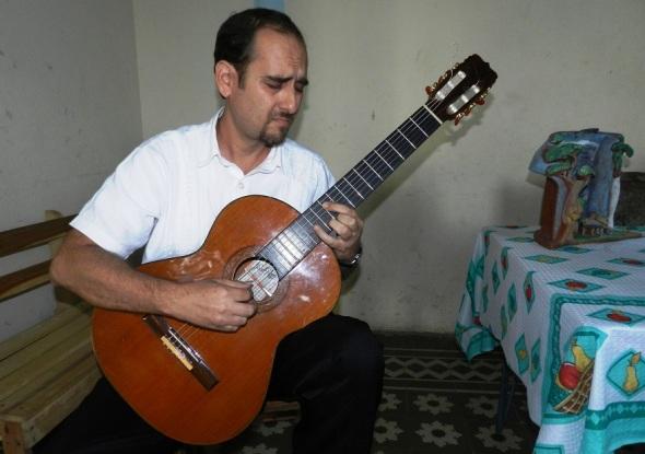 Concierto dedicado a Ernesto Lecuona, con la actuación del guitarrista concertista Eliezer Travieso