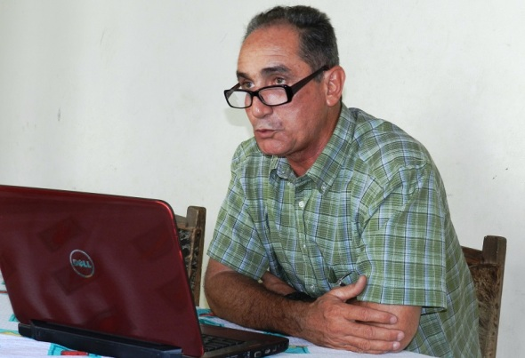 Doctor en Ciencias Juan Idalberto Ricardo
