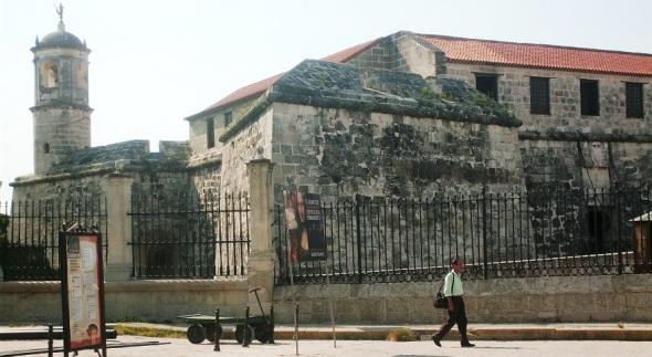El Castillo de la Real Fuerza de La Habana