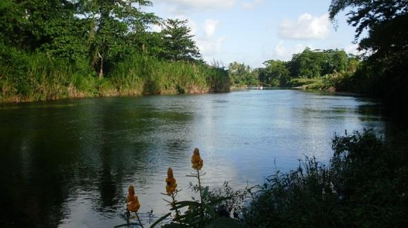 Río Miel, Baracoa, Cuba