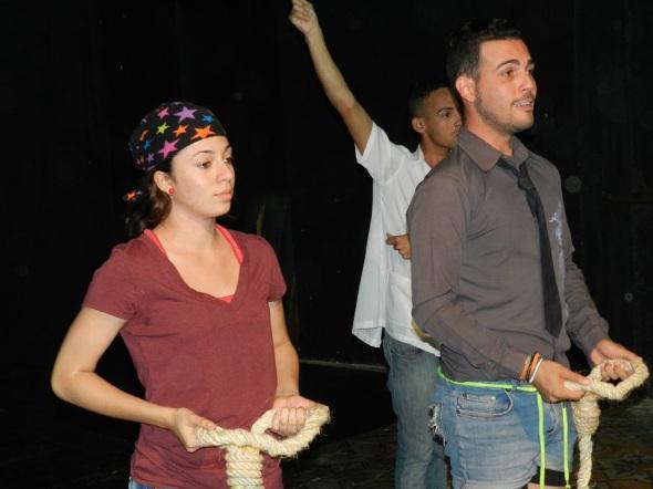 Día del Teatro Cubano