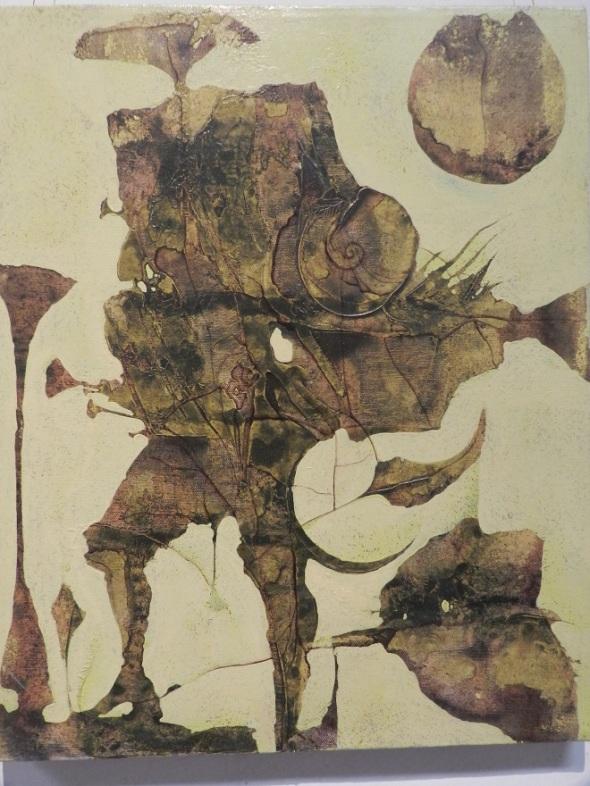 De la Serie Caprichos. Autor Osmany Soler. D 50 x 40 cm.