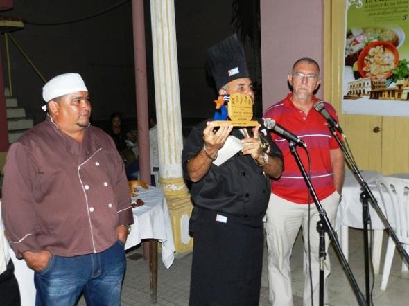 El Chef Frank Rodríguez  destaca apoyo estudiantes extranjeros a la causa de Los Cinco