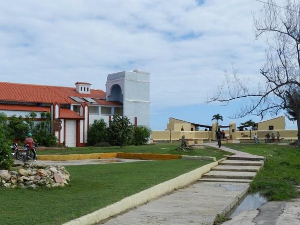 Gibara, la villa Blanca