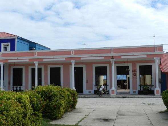 Patrimonio0 arquitectonico en Gibara