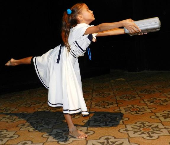 Teatro interpretado por niños