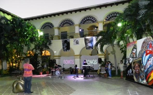 Alberto Lescay disfruta de su proyecto Somos emplazado en Camagüey