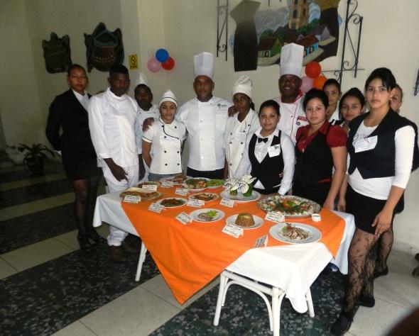 Asociaciones Culinarias de la Republica de Cuba