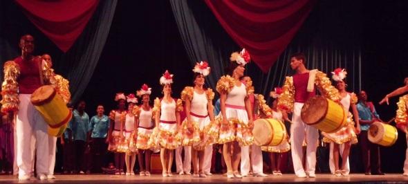 Ballet Folklórico de Camagüey. Foto Lázaro David Najarro