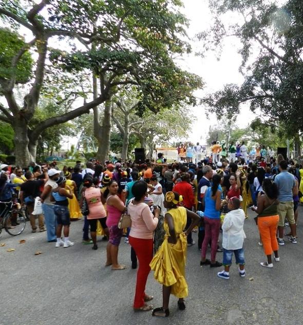 De cumpleaños 501 a ritmo de serenatas ciudad patrimonial cubana