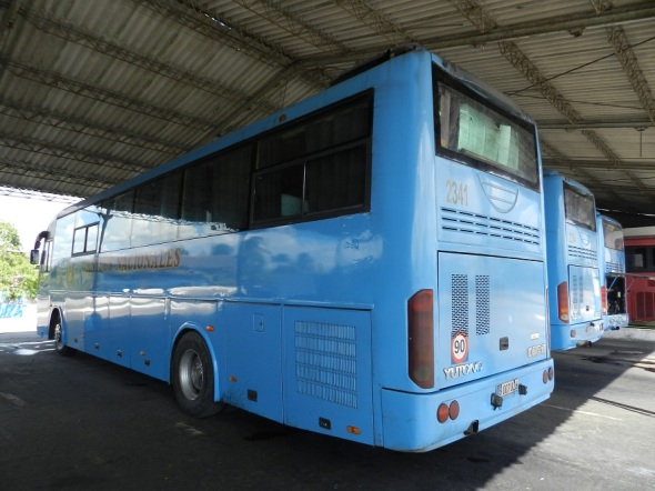 La Yutong y el ingenio cubano una década viajando por carreteras