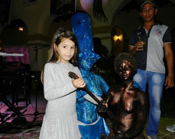 Los niños quieren ser protagonistas del Proyecto Somos