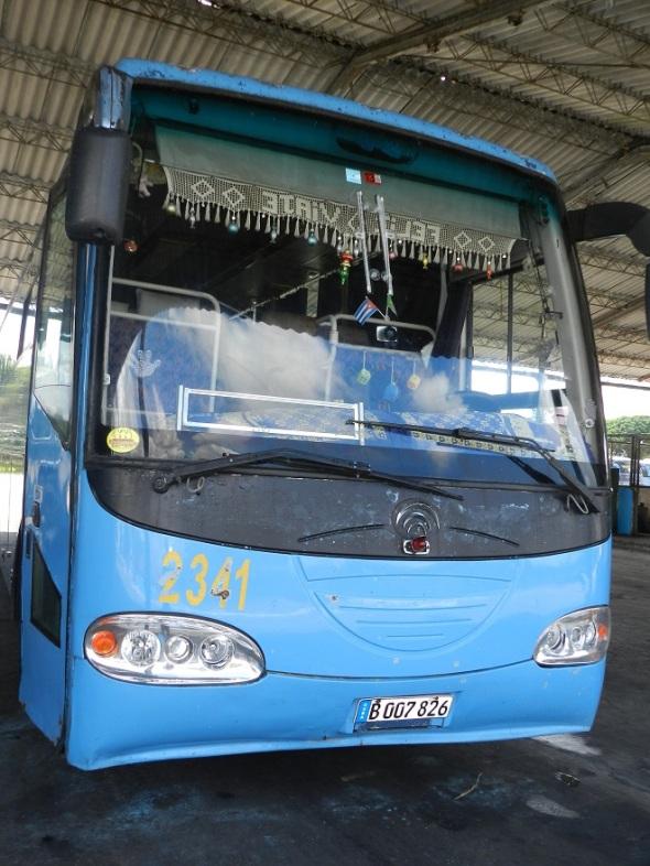 Omnibus Yutong
