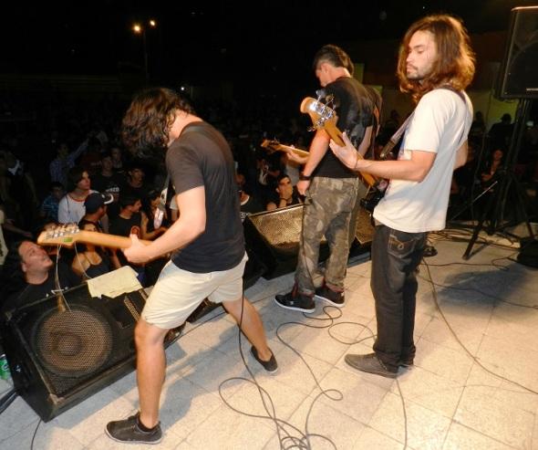 Por la gama de sonoridad del metal extremo de bandas europeas y una local caracterizó aquí la edición invernal del IX Festival Internacional de Rock