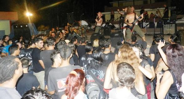 Se organizaron dos ediciones al año del Brutal Fest , una en febrero y otra en agosto