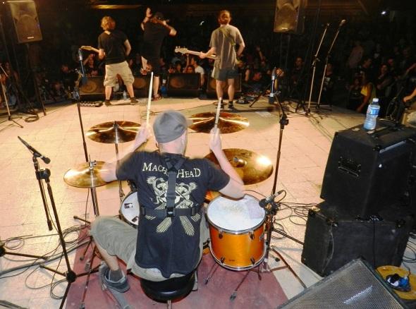 Sonoridad del metal extremo distingue Brutal Fest 2015 en Cuba