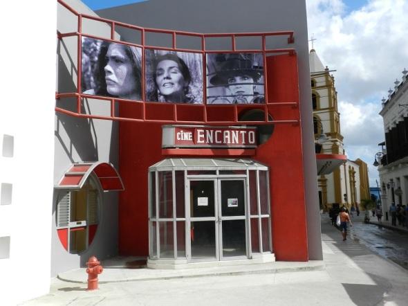Cine Encanto sede del Festival Internacional de VideoArte