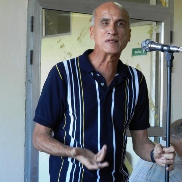 Doctor en Ciencias Santiago Lajes