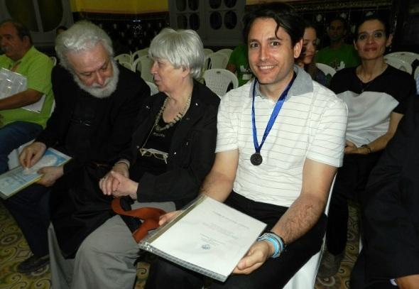 El catedrático español Luis Villega Higueras