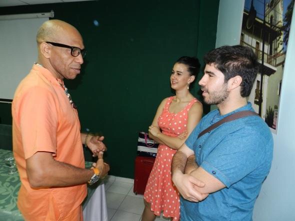 El espectáculo de gran formato músico-danzario De La Habana viene de La Habana voy será dirigido por el Maestro Reinaldo Echemendía
