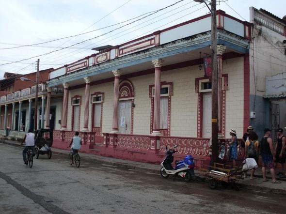 En Baracoa, una arquitectura impresionante