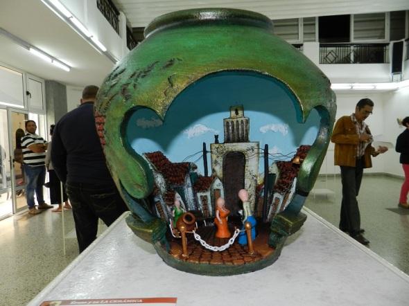 La cerámica en Camagüey