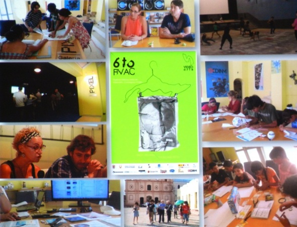 La edición VI Festival Internacional de Videoarte de Camagüey