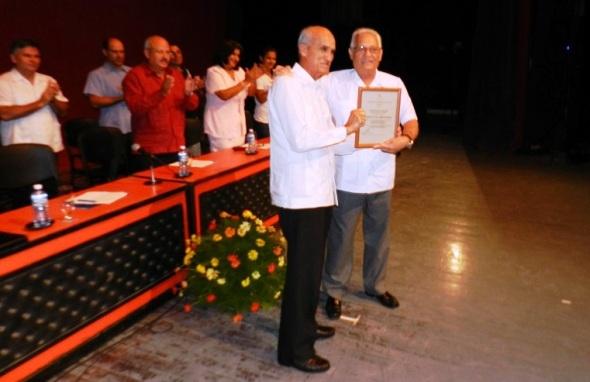 La Universidad de Camagüey, Ignacio Agramonte y Loynaz (Ucial) recibió hoy en esta ciudad la categoría Superior de Acreditación de Institución Certificada