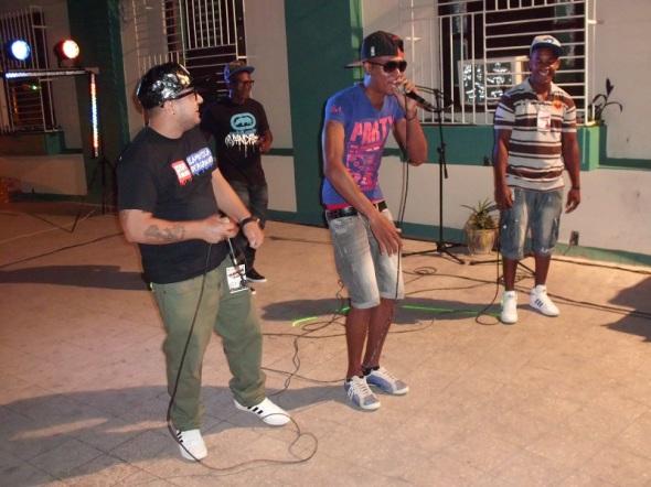 Organizan en ciudad cubana VII  edición del Festival de Rap TracKean2. Foto Lázaro Najarro