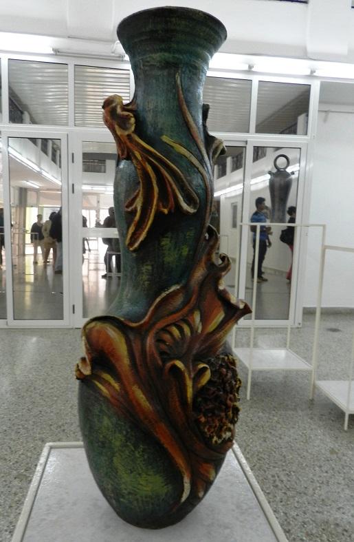 Sin titulo. Obra de Adalberto Pérez y Pedro Luis Ojeda
