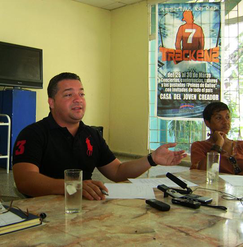 Yunielkis Naranjo Guerra, presidente de la AHS en Camagüey FotoYahily Hernández