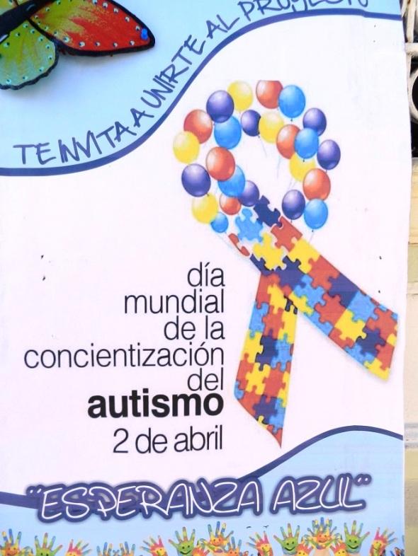 Acciones en Cuba  por Día Mundial de Concienciación sobre el Autismo (1)