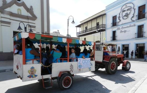 Acciones en Cuba  por Día Mundial de Concienciación sobre el Autismo (3)