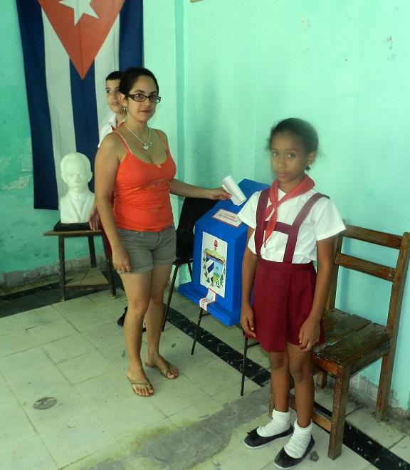 En el primer corte ejercieron el derecho al  voto más de 186 750 camagüeyanos, para elegir a 865 delegados