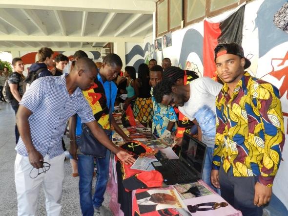 Estudiantes extranjeros en la Universidad de Camagüey