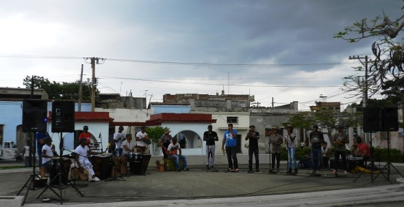 Festival Olorum 2015 en plazas emblemáticas de Camagüey