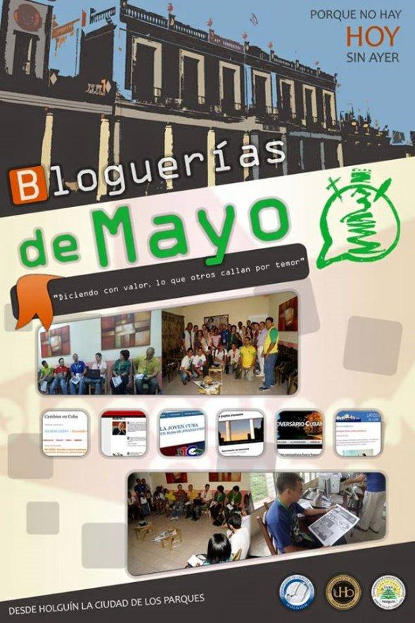 Foro Interactivo Bloguerías de Mayo