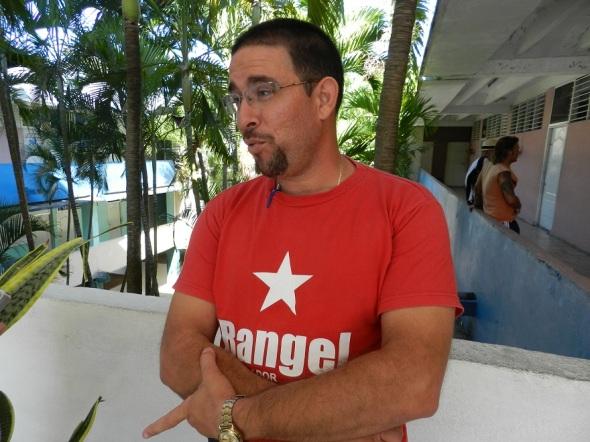 Joel Monzón