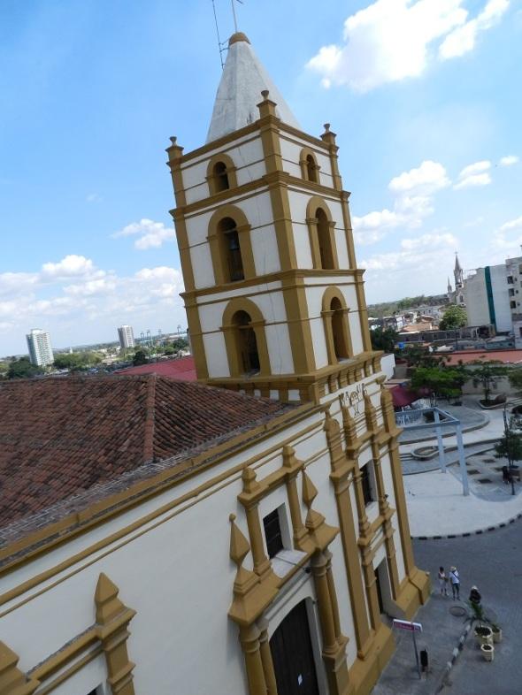 Leyenda e historias de la parroquia cubana de La Soledad (1)