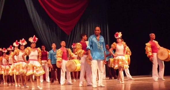 Reinaldo Echemendía expresó que Olorum es una fiesta en defensa de la identidad nacional