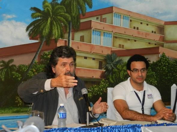 Abel Prieto, asesor del Presidente de los Consejos de Estado y de Ministros. Foto Lázaro David Najarro