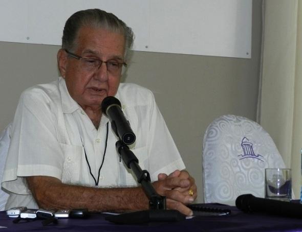 Alvarez Cambra. Foto Lázaro David Najarro