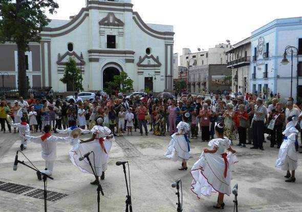Celebraciones como expresión de identidad, patrimonio y pluralidad en Latinoamérica, el Caribe y Cuba. Foto Lázaro David Najarro