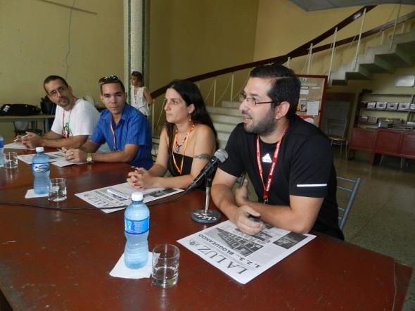 Foro interactivo con delegados latinoamericanos