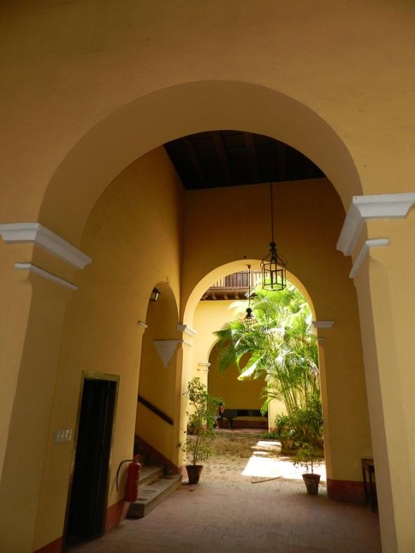 Interior Casa Natal de El Mayor