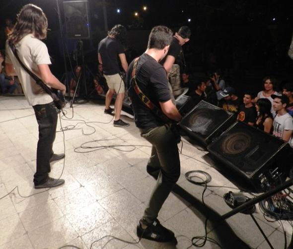 Los mejores acordes del rock cubano. Foto Lázaro David Najarro