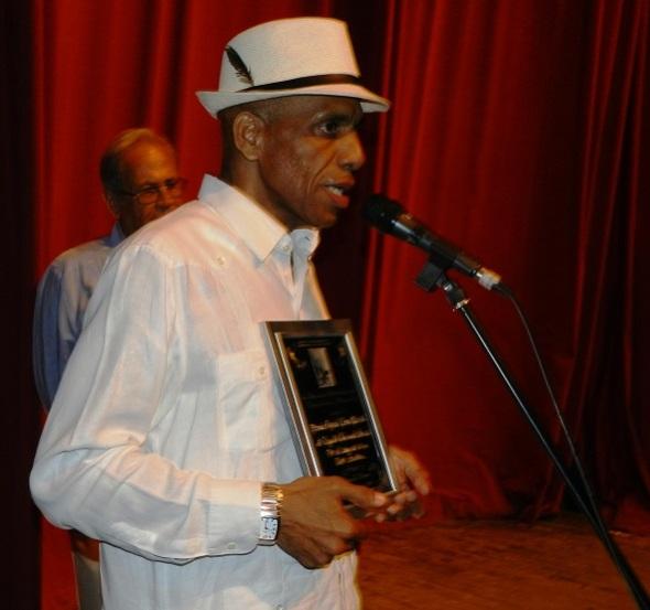 Maestro y folklorista cubano Reinaldo Echemendia Estrada, Premio de Danza Lorna Burdsall