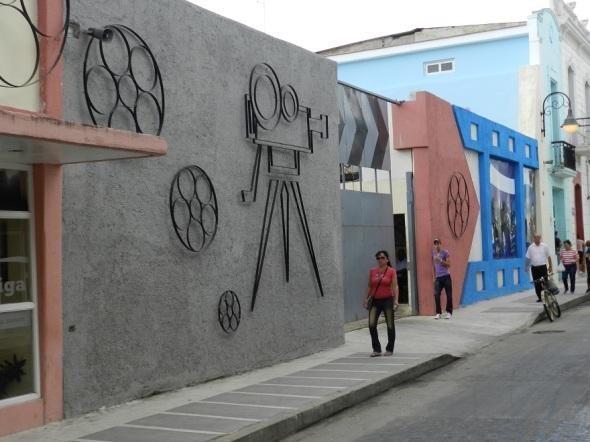 """Paseo Temático """"La calle de los cines"""""""